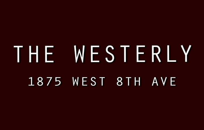 The Westerly 1875 8TH V6J 1V9