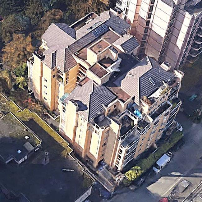 Westpoint Terrace - 1263 Barclay St.!