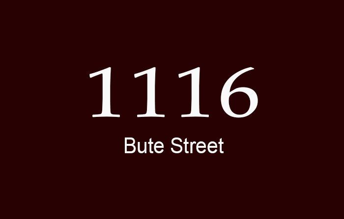 1116 Bute 1116 BUTE V6E 1Z4