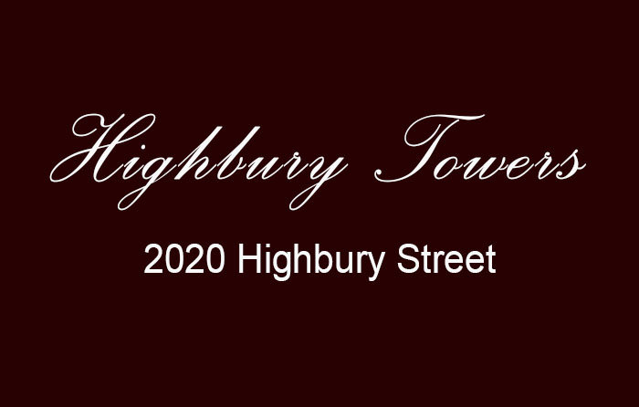 Highbury Towers 2020 HIGHBURY V6R 4N9