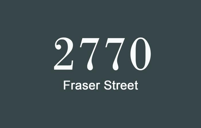 2770 Fraser Street 2770 FRASER V5T 3V7