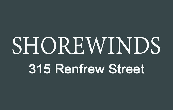 Shorewinds 315 RENFREW V5K 5G5