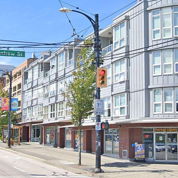 Park Renfrew 2891 East Hastings Street!