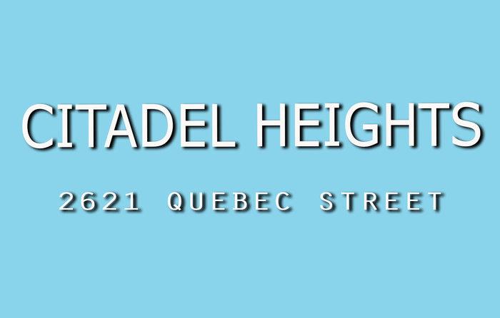 Citadel Heights 2621 QUEBEC V5T 3A6
