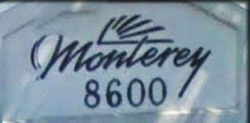 Monterey 8600 GENERAL CURRIE V6Y 3V6
