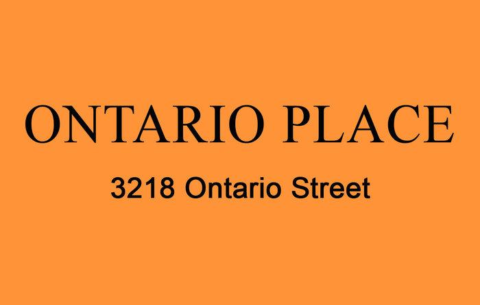 Ontario Place 3218 ONTARIO V5V 3E5