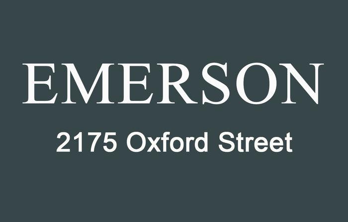 Emerson 2175 OXFORD V5L 1E8