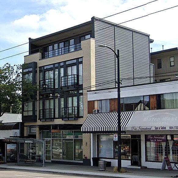 The Sheridan - 4372 Fraser Street!