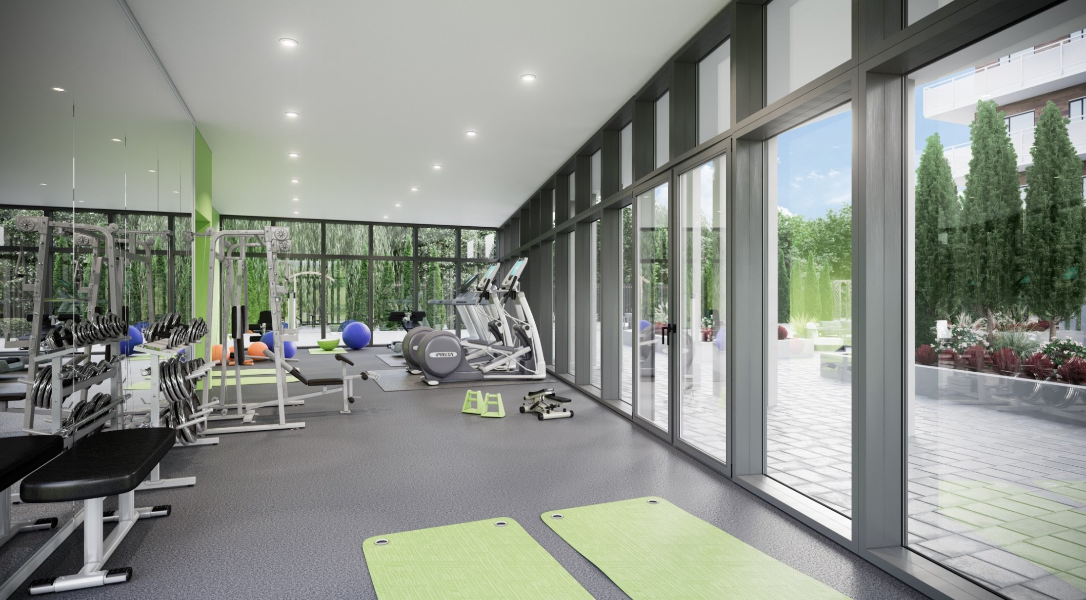 Exercise Centre - 20203 84 Ave, Langley City, BC V2Y 2B7, Canada!