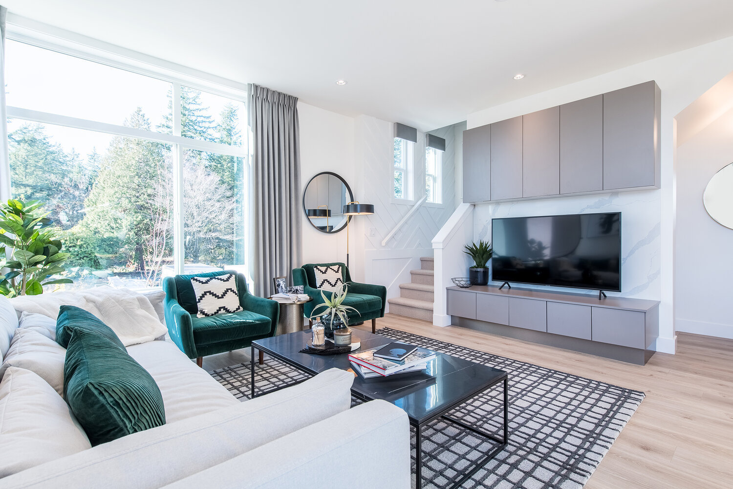 Living Area - 2328 167A St, Surrey, BC V3Z 1H2, Canada!