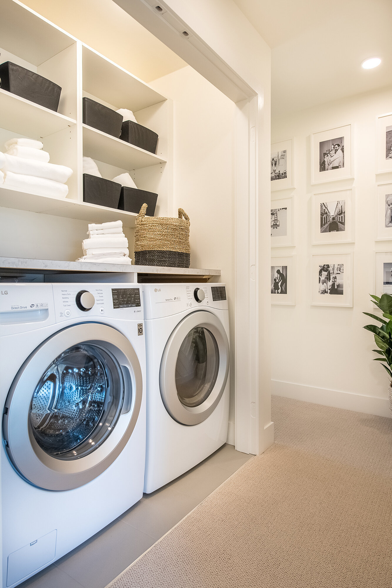 Laundry Area - 2328 167A St, Surrey, BC V3Z 1H2, Canada!