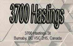 3700 Hastings 3700 Hastings V5C 2H5
