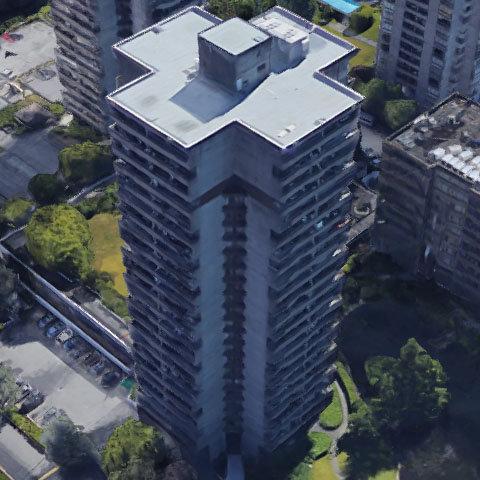 Tower East, 9500 Erickson Avenue!