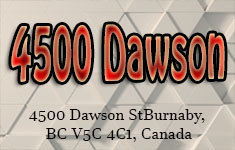 4500 Dawson 4500 Dawson V5C 4C1