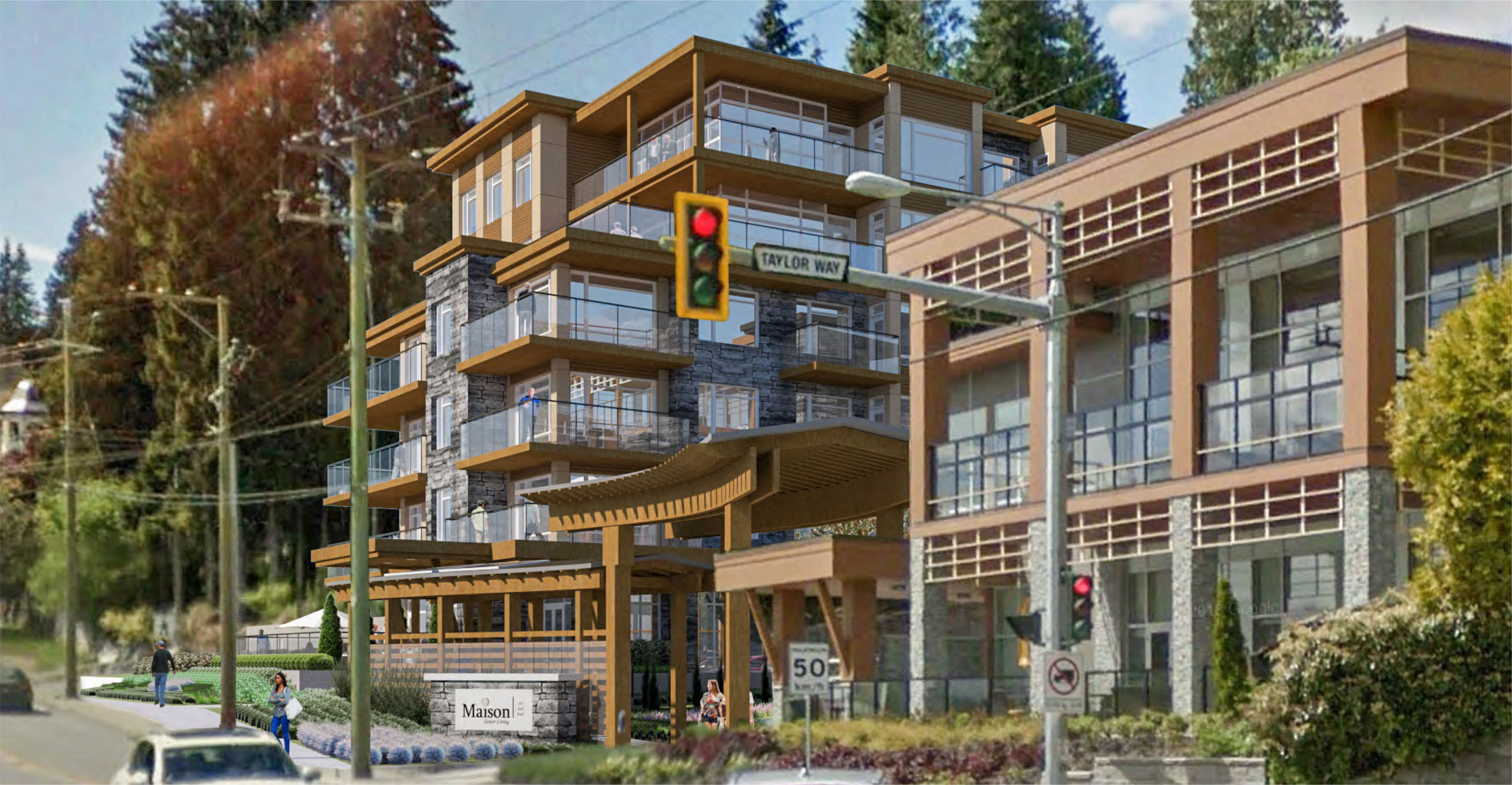 Exterior - 727 Keith Rd, West Vancouver, BC V7T 1M2, Canada!