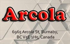 Arcola 6965 Arcola V5E 1H5