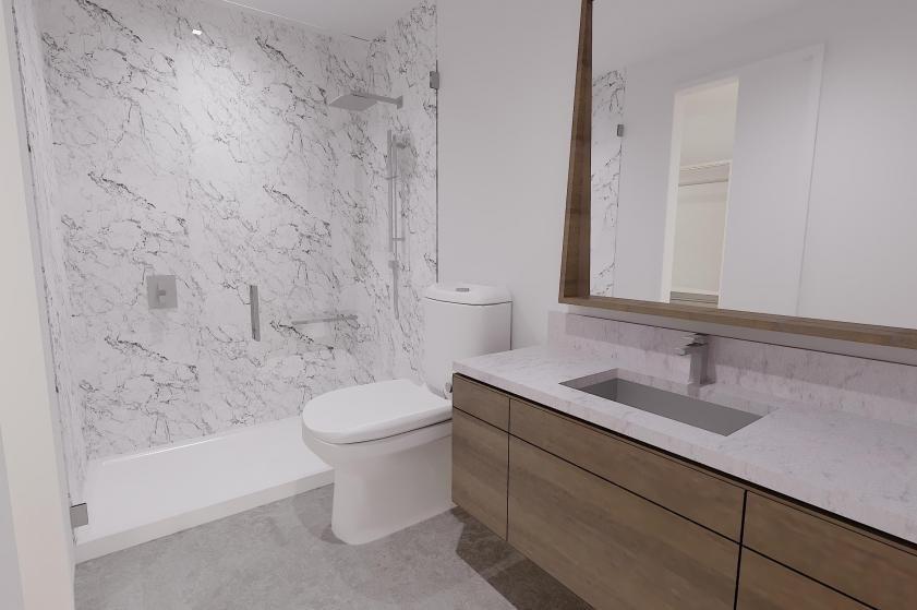 Bathroom - 4686 51 St, Delta, BC V0V 0V0, Canada!