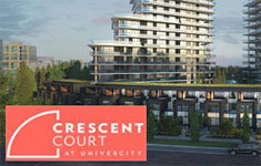 Crescent Court 8725 University V5A 4Y9