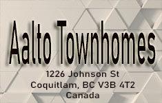 Aalto Townhomes 1226 Johnson V3B 4T2