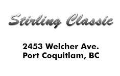 Sterling Classic 2435 WELCHER V3C 1X8