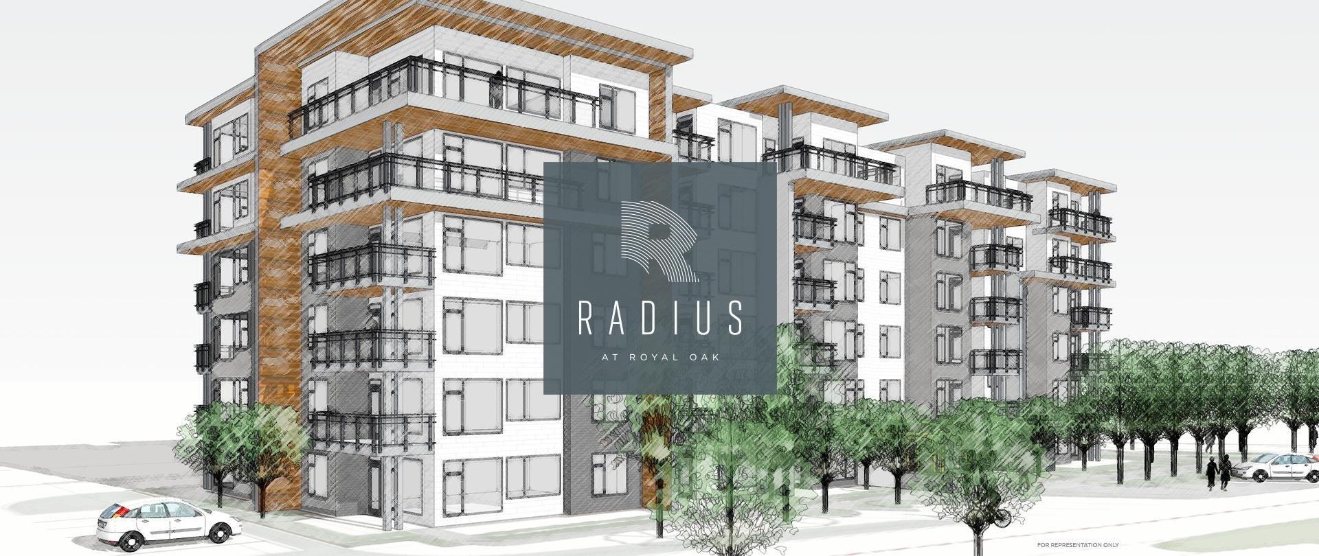 Radius - 4398 W Saanich Rd - Display!
