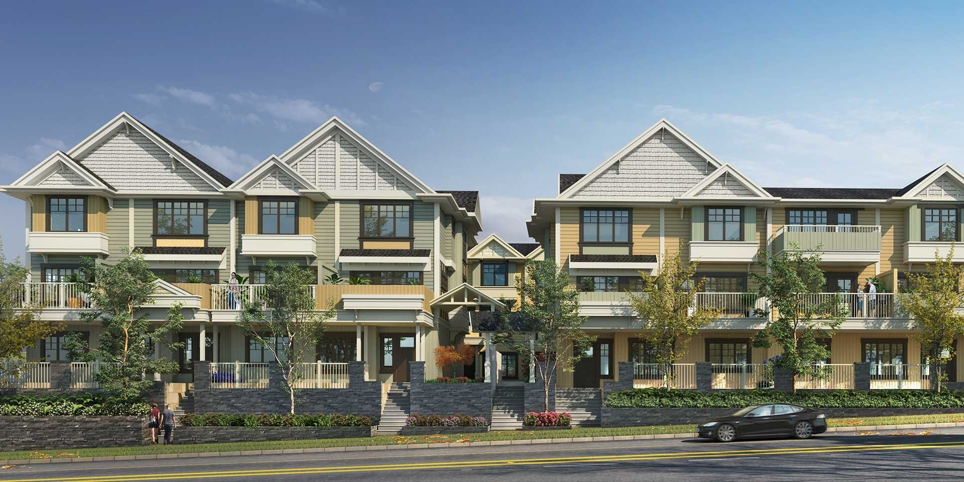 Exterior - 2301 Clarke St, Port Moody, BC V3H 1Y9, Canada!