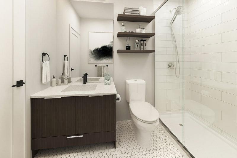 Bathroom - 2301 Clarke St, Port Moody, BC V3H 1Y9, Canada!