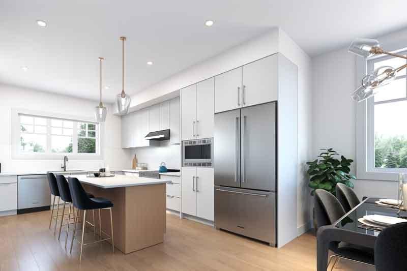Kitchen - 2301 Clarke St, Port Moody, BC V3H 1Y9, Canada!