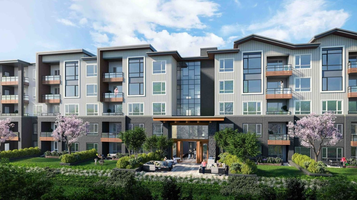 Belmont Residences West - 915 Reunion Ave - Display photo!
