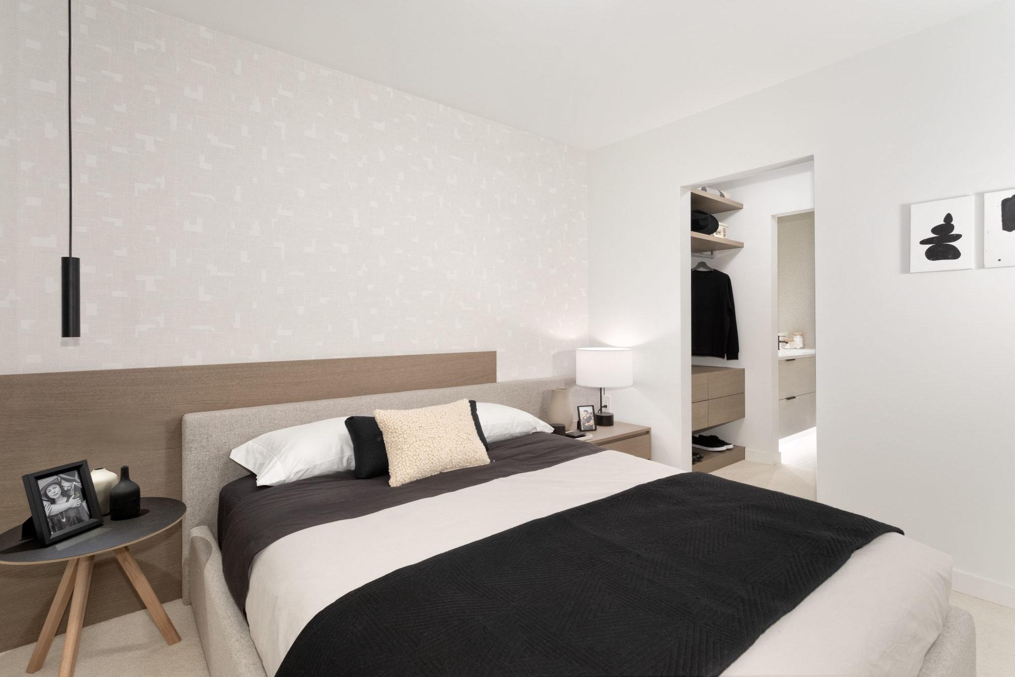 Bedroom - 5455 Brydon Crescent, Langley, BC V3A 4A3, Canada!