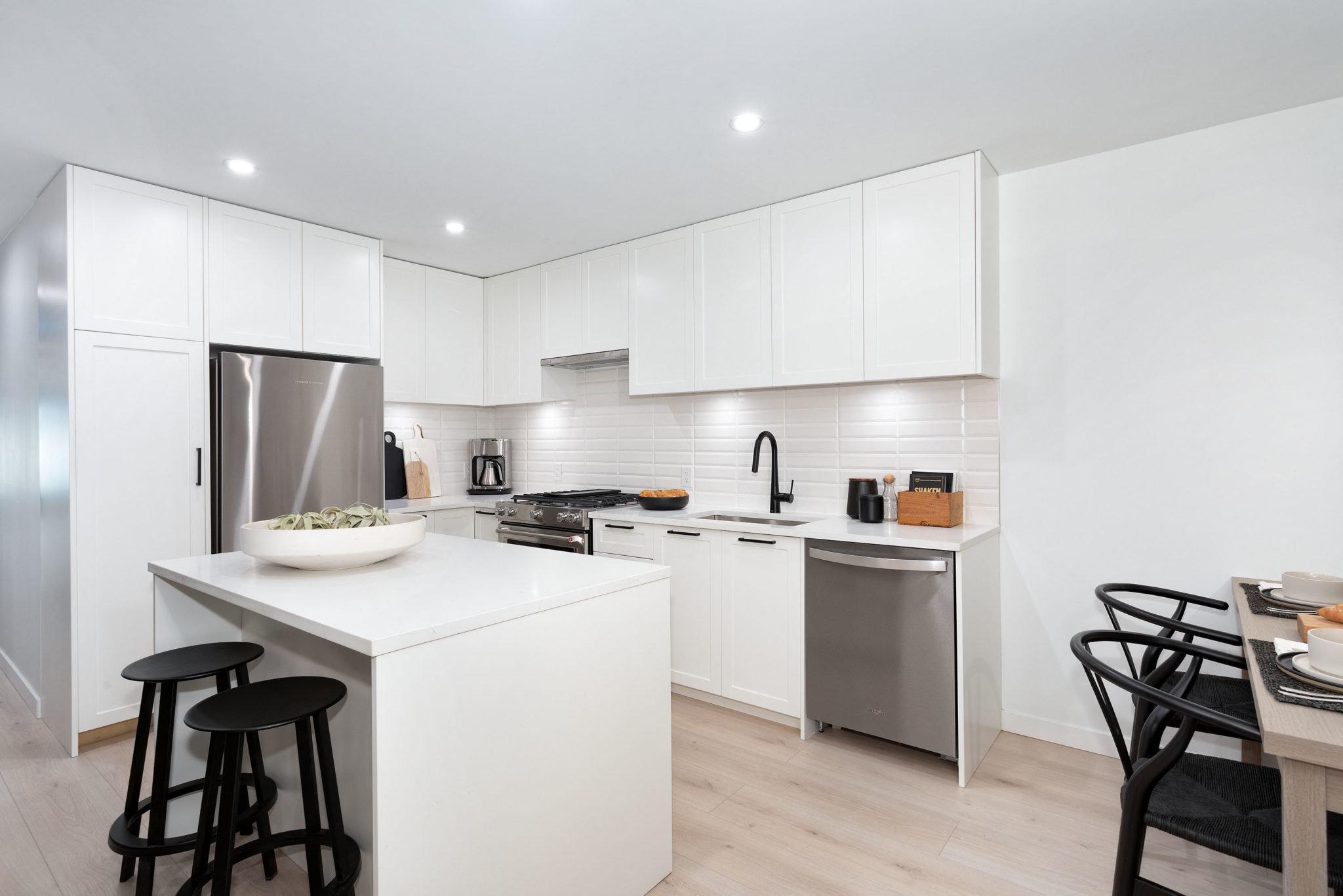 Kitchen Area - 5455 Brydon Cres, Langley, BC V3A 4A3, Canada!