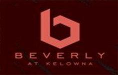 Beverly at Kelowna 1925 Beverly at Kelowna V1Y 4P7