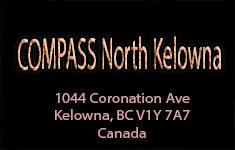 COMPASS North Kelowna 1044 Coronation V1Y 7A7