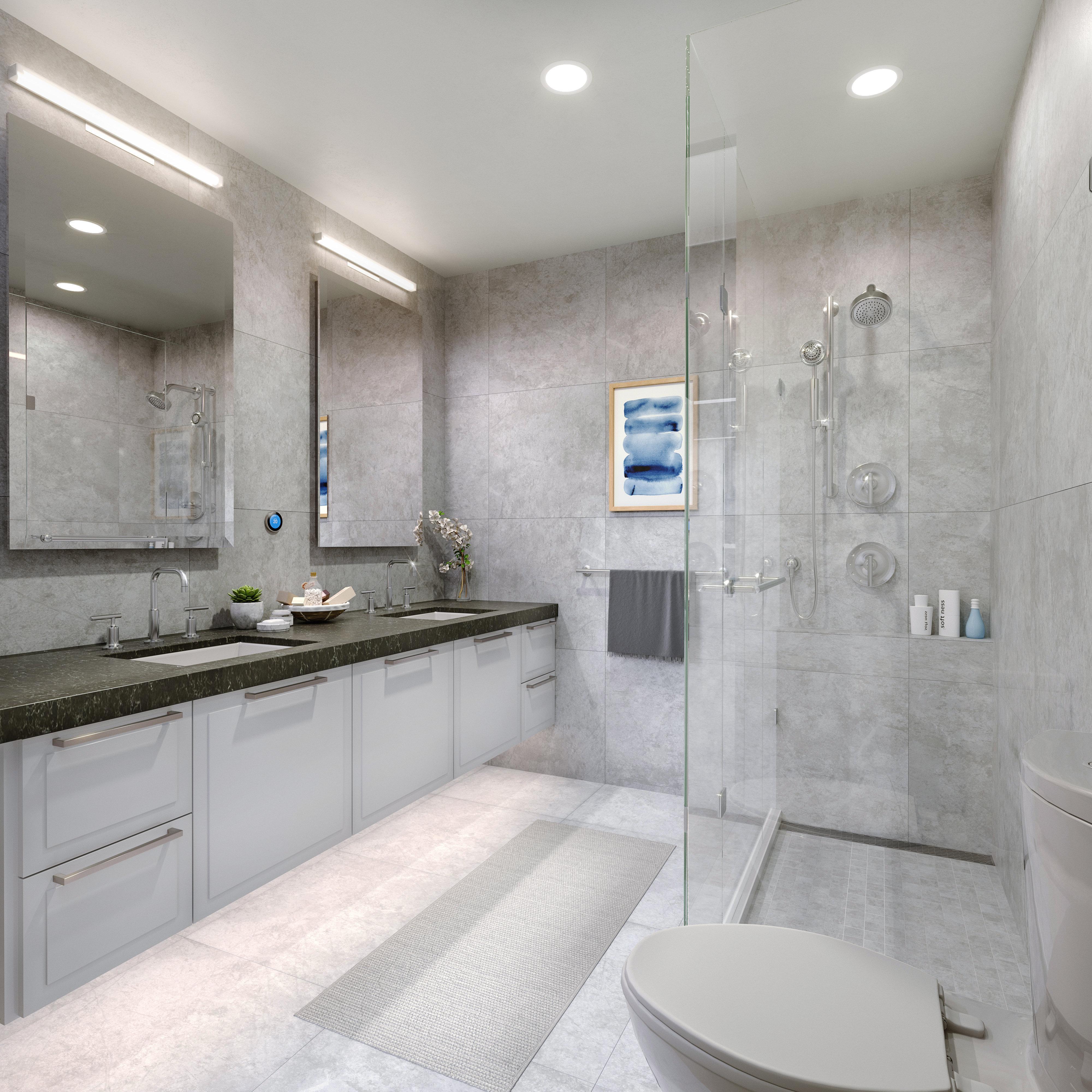 Bathroom - 7878 Granville St, Vancouver, BC V6P 4Z2, Canada!