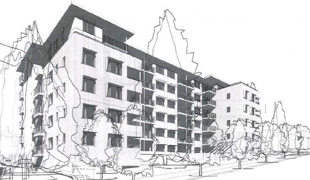 The Saint George Apartment!