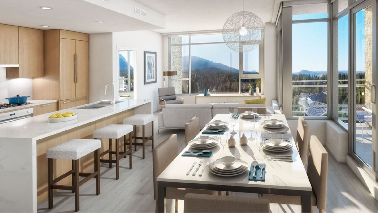 The Residences at Lynn Valley - 1199 Lynn Valley Rd!