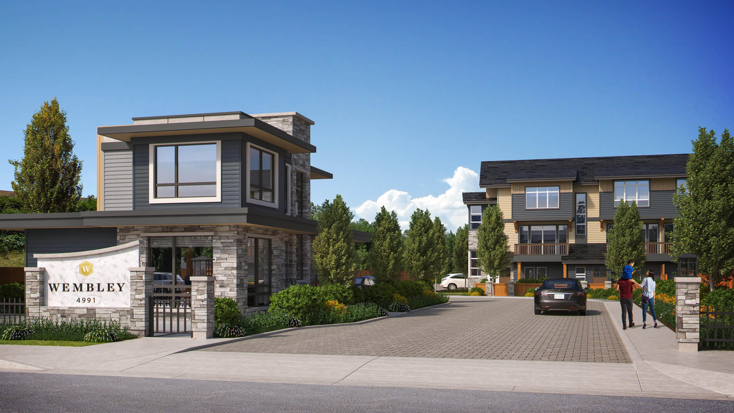 Exterior - 4991 No 5 Rd, Richmond, BC V6X 0S9, Canada!