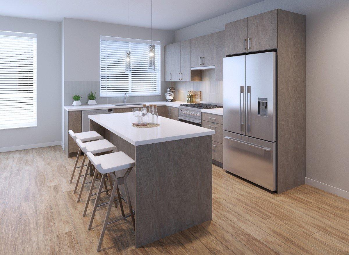 Kitchen - 4991 No 5 Rd, Richmond, BC V6X 0S9, Canada!