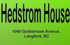 Hedstrom House 1060 Goldstream