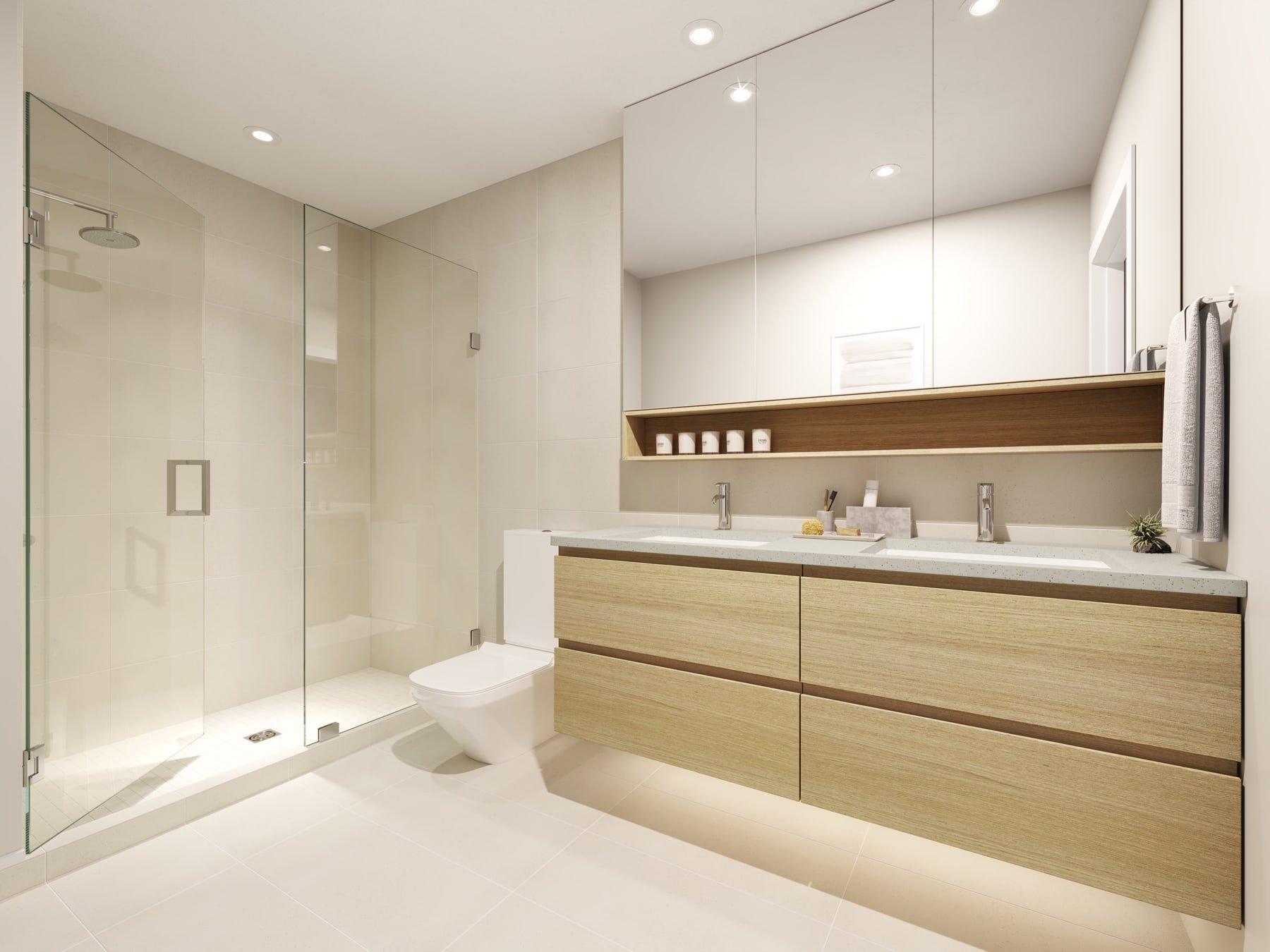 Bathroom - 188 West King Edward Ave, Vancouver, BC V5Y 2H9, Canada!