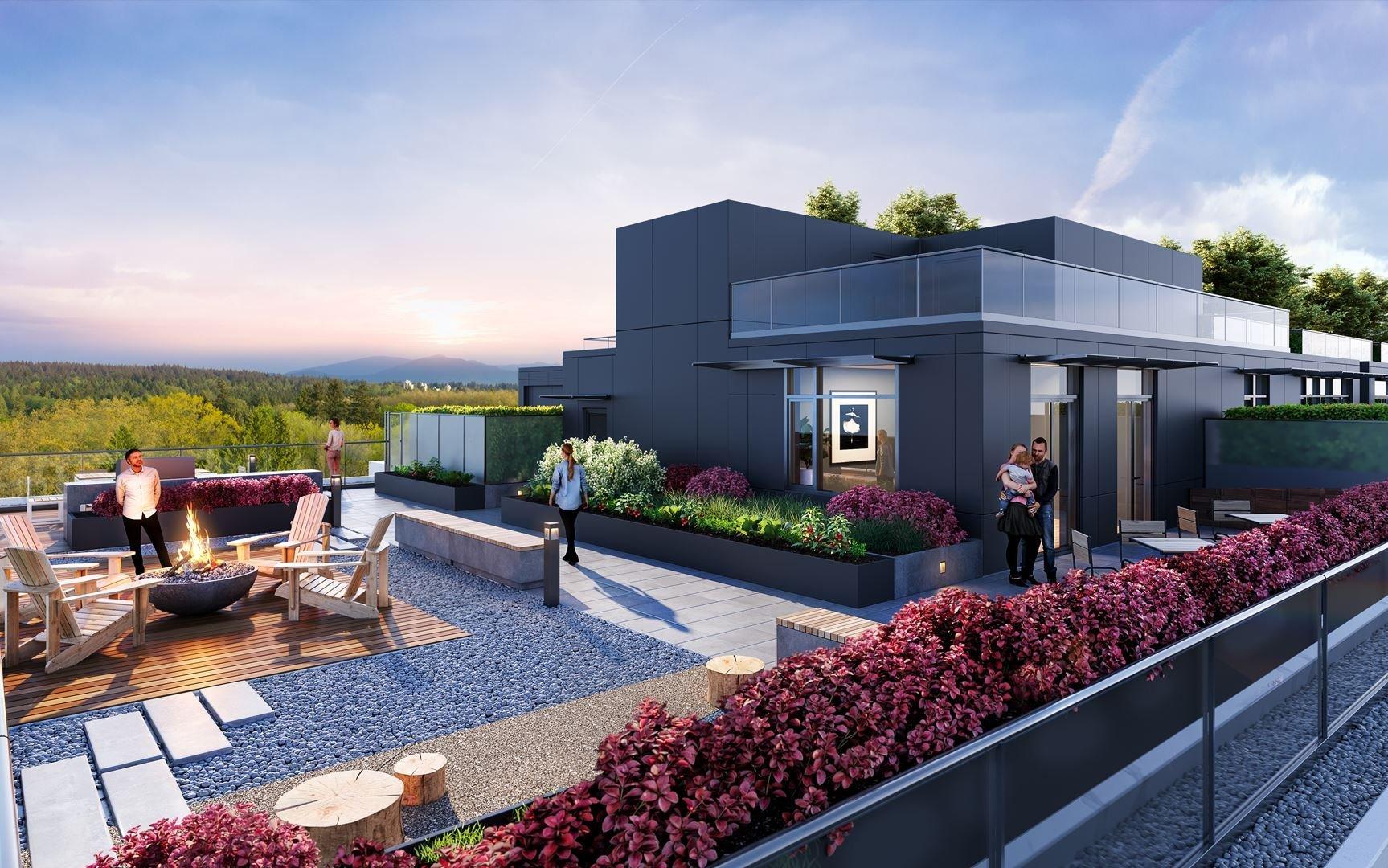 Legacy on Dunbar 4464 Dunbar Roof Terrace!