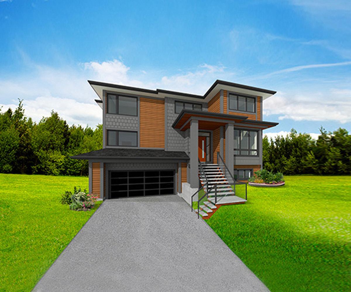Westridge - 12260 207a St - Building exterior!