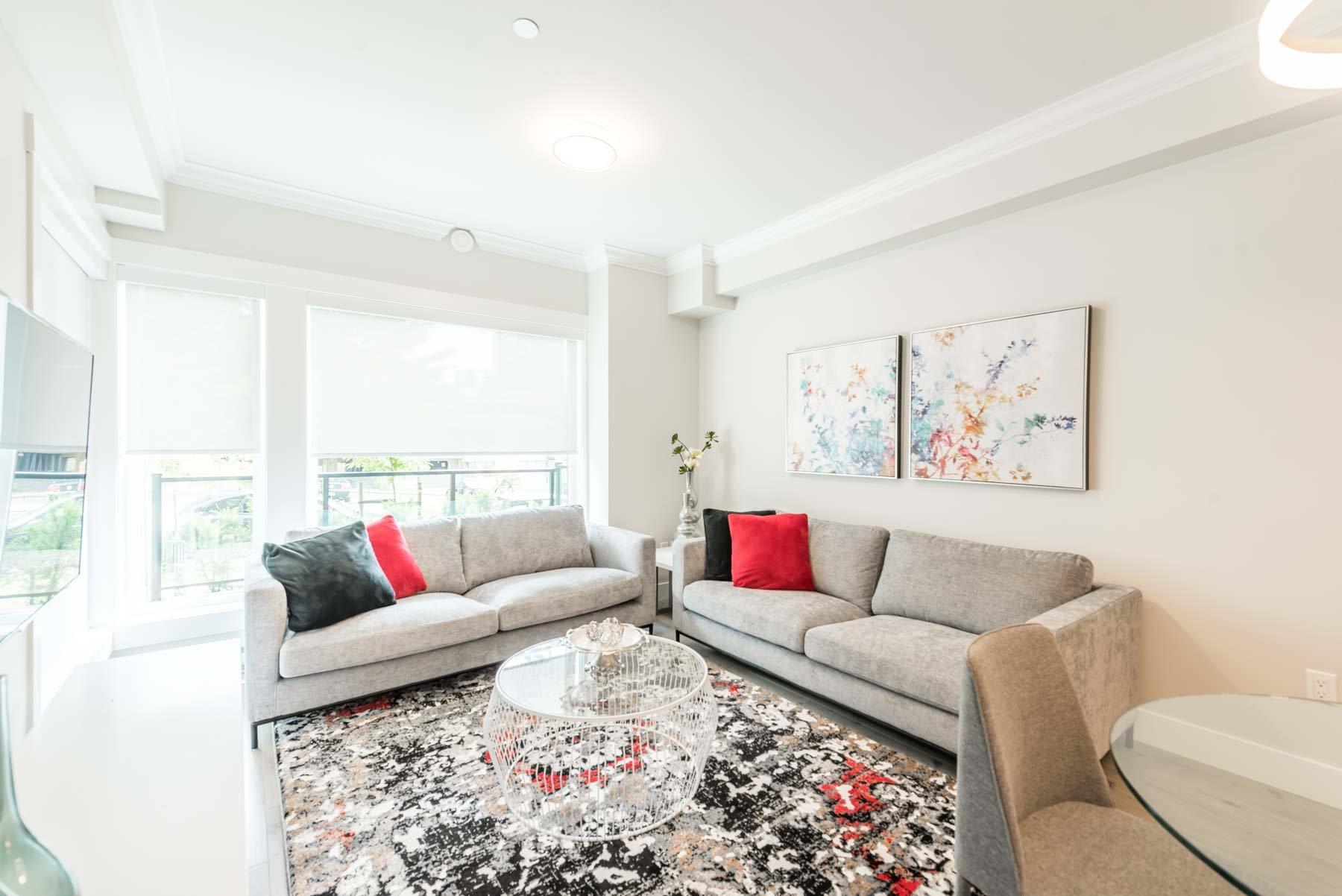 Aspire Living - 13799 101st Ave - Living Room!