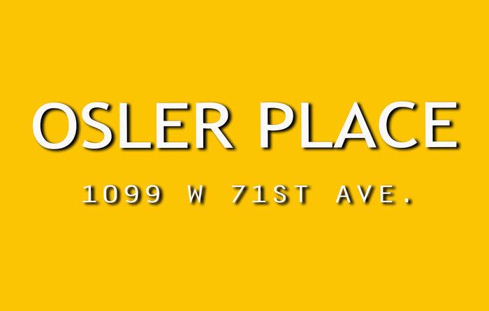 Osler Place 1099 71ST V6P 6Y5