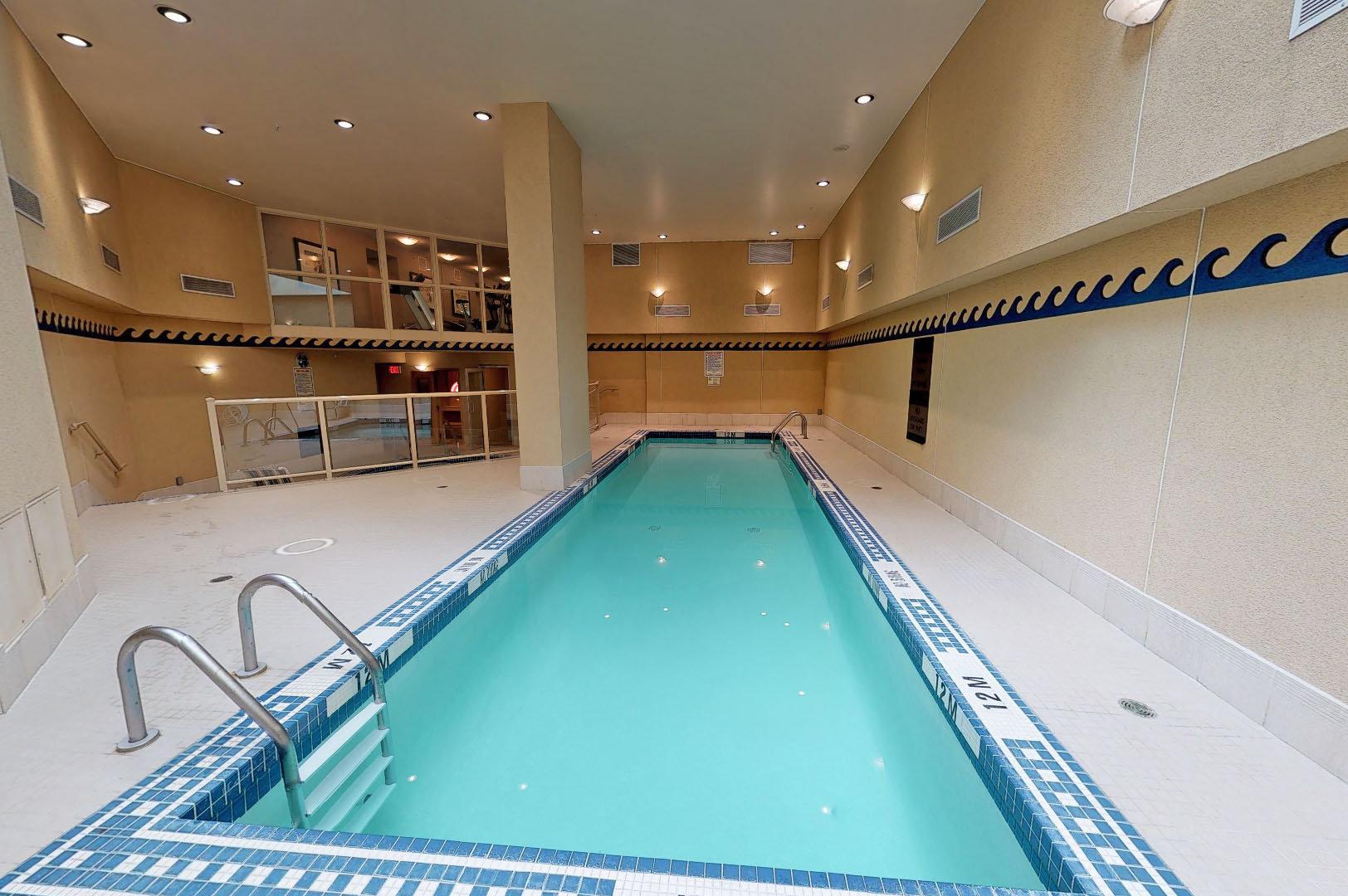 Crestmark II at 1228 Marinaside Crescent -  Pool!