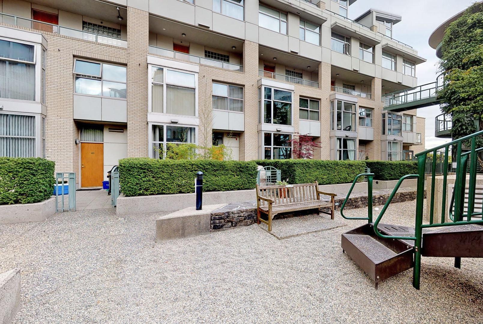 Crestmark II at 1228 Marinaside Crescent - Exterior!