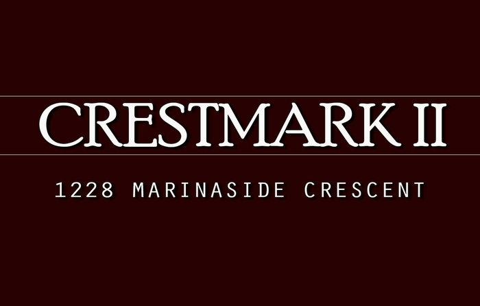 Crestmark II 1228 MARINASIDE V6Z 2W5