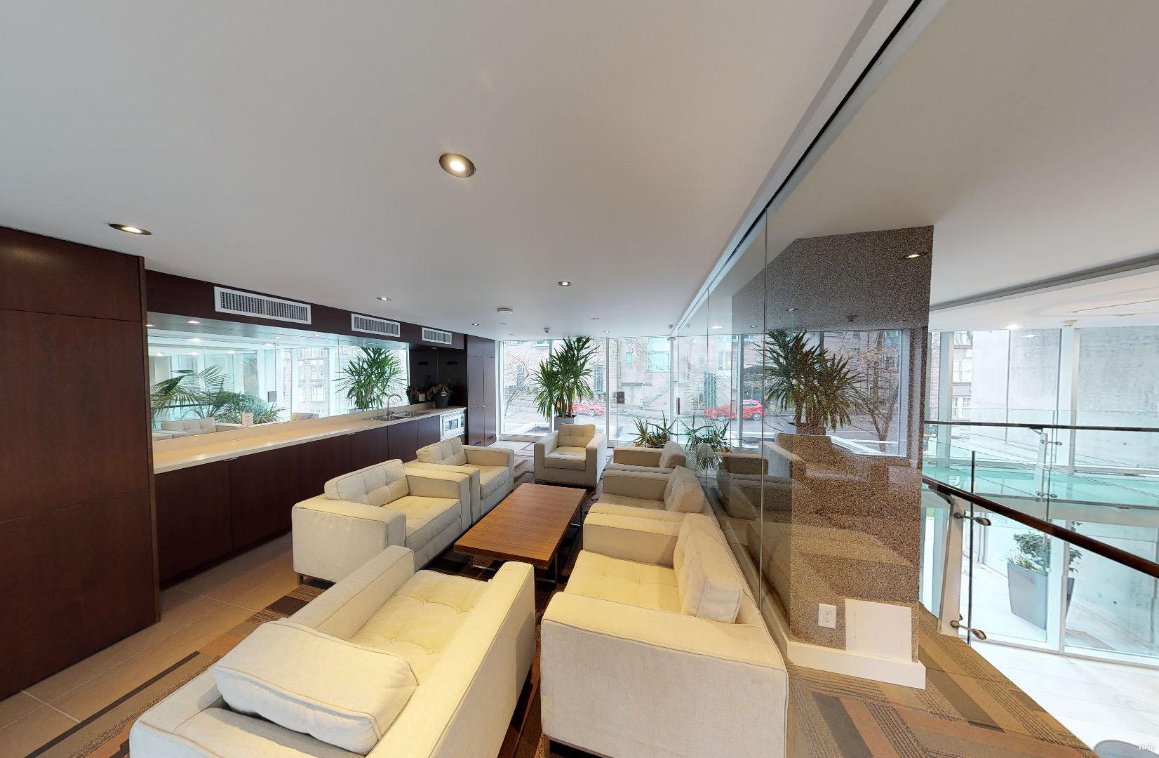 Flatiron - 1277 Melville St - Exterior - Lounge!