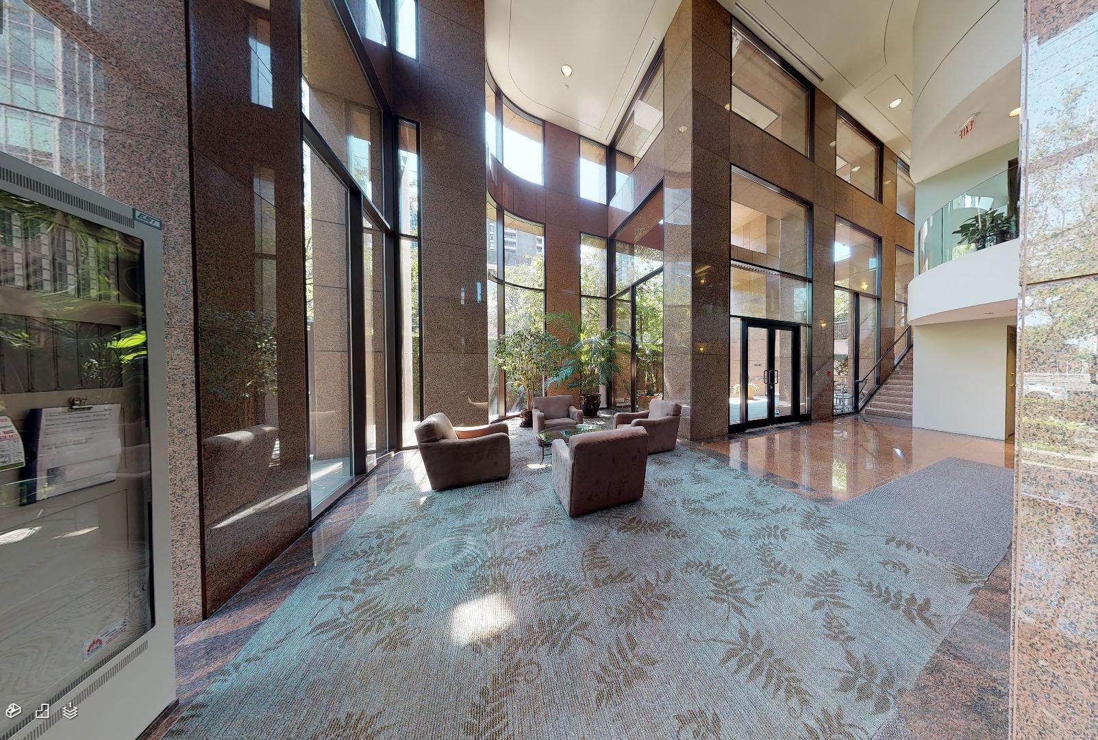 1500 Alberni - Entrance/Lobby!