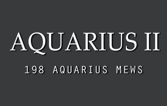 Aquarius II 198 AQUARIUS V6Z 2Y4